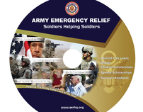 ARMY Emergency Relief - CD Face