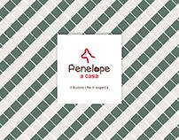 Penelope a casa