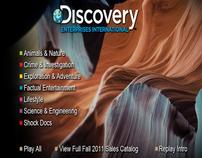 Discovery MIPCOM 2011 PAL DVD Menus