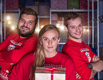 CZC.cz Christmas campaign