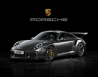 Porsche GT3RS Studio