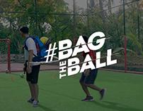 Skybags #BagTheBall Challenge