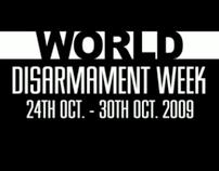World Disarmament Week