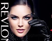 Mock Design: REVLON- Lipstick Ad