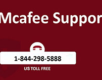 McAfee Customer Support Number 1-844-298-5888