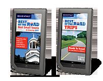 Rand McNally eBook covers