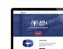 ATS Elevators | Identity Refresh