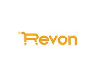 Revon | logo