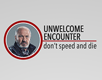 "EGIS Road Safety Campaign ""Unwelcome Encounter"""
