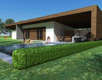 Casa Palma / Palma House (Curacaví, Chile)