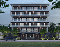 Residential Building - Diferents moods