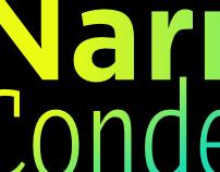 Oksana Sans Narrow & Condensed