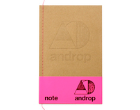 """note"" androp"
