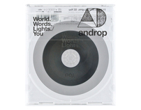 """World, Words, Lights/You"" androp"