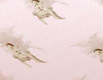 20's Boudoir Wallpaper