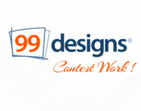 99designs Contest Works