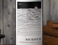 Backhouse (O'Neill Vintners & Distillers) Label & Logo