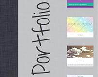 Portfolio - Strip background