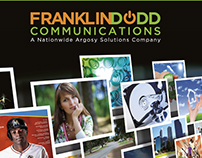 Magazine ad - Franklin Dodd Communications