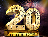 20 YEARS IN EGYPT