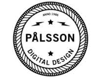 Pålsson Digital Design - Logotype