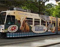 Le Gruyère AOC - Bus & trams