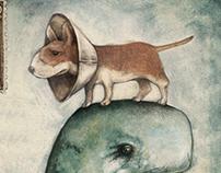 un chien