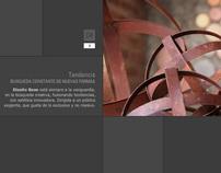 . / Diseño Base // Identity System+ Website + Photography