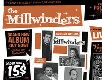 THE MILLWINDERS