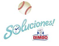 BIMBO: Insert TV BIMBO Festival Jonrón Pepsi