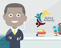 Skilled & Ready - Illustration and Animation