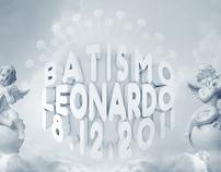 Leonardo's Baptism