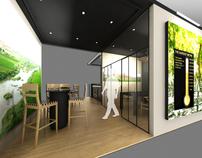 Orange River Cellars Exhibition Design | Cape Wine '12