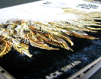 Black Swan [D&AD Student Illustrator Awards]