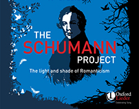 Oxford Lieder Festival: The Schumann Project