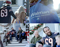 Jared Allen - Walmart Christmas
