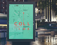 COLLIDE // Design Conference Materials