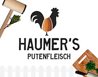 Haumer's Meat - Branding