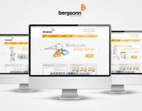 Bergsonn website