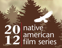 Design, Native American Film Series