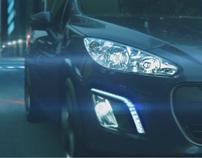 Peugeot 308 CG Film