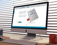 E-shop with e-books - WordPress Theme