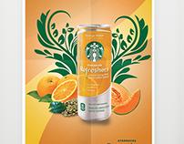 Starbucks Refreshers // Advertising
