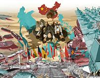 1st Place (Design) AP2020: Ada Cinta di Natuna