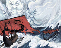 """Homer's Odyssey"" 6-book series"