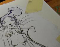 Sketches (Regular Updates)