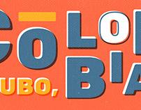 Q´HUBO COLOMBIA? / Frases ilustradas