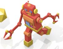 Makers Factory Robots