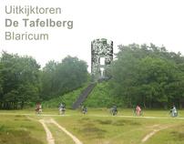 Uitkijktoren 'De Tafelberg' te Blaricum, 2003