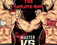 ETHAN PAGE- THE KARATE MAN